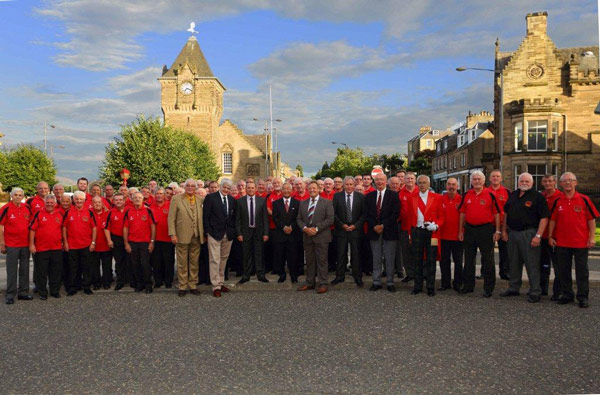 Male Voice Choir in Galashiels